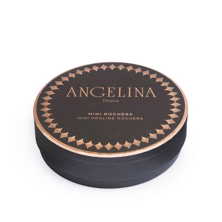 AngelinaAngelina 迷你榛果巧克力