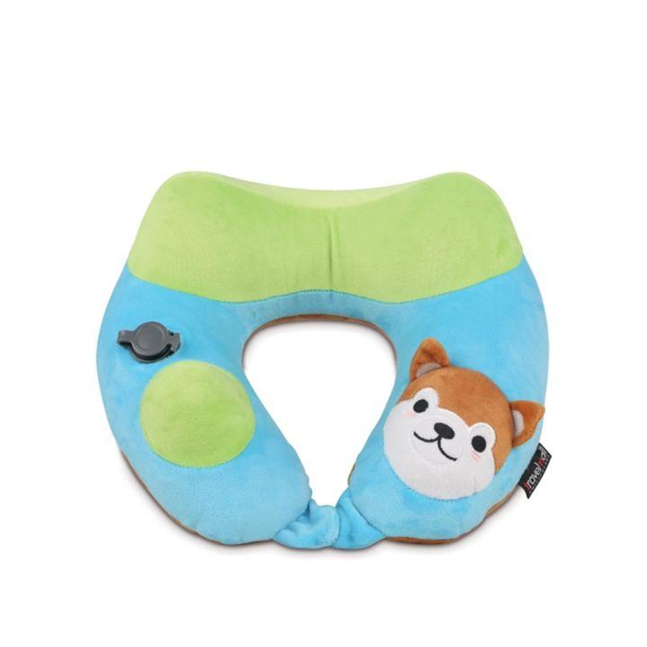 TravelMallTravelMall Mini兒童旅行充氣枕-日本柴犬特別版