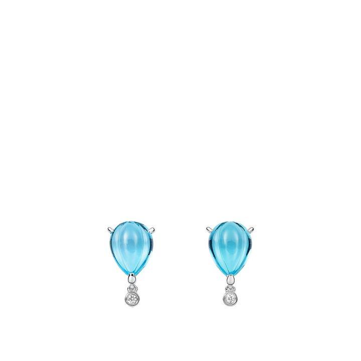 Ever Rich Jewelry昇恆昌珠寶 HOPE 有色寶石耳環