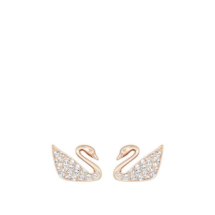 Swarovski施華洛世奇 Swan Mini 耳環