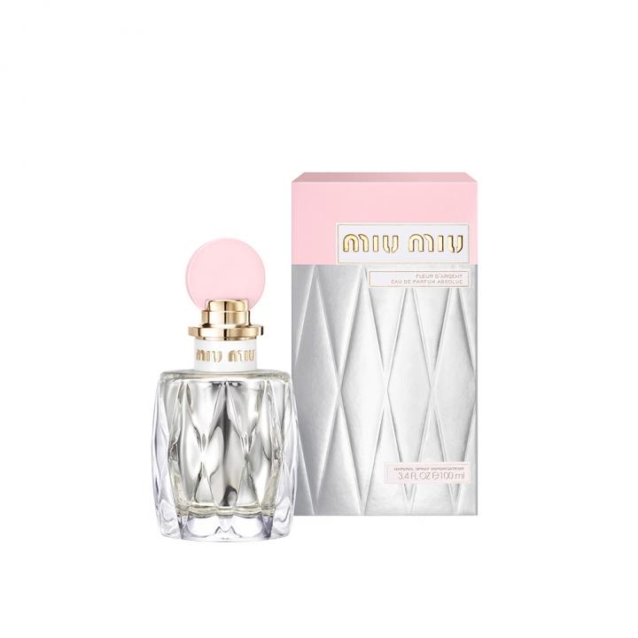 Fleur d'Argent, Eau de Parfum花園綺想精粹淡香精