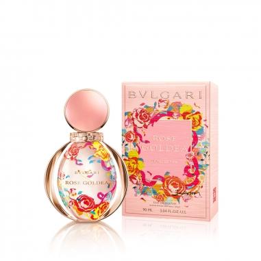 BVLGARI寶格麗(香水) 玫瑰金漾女士香水限量版
