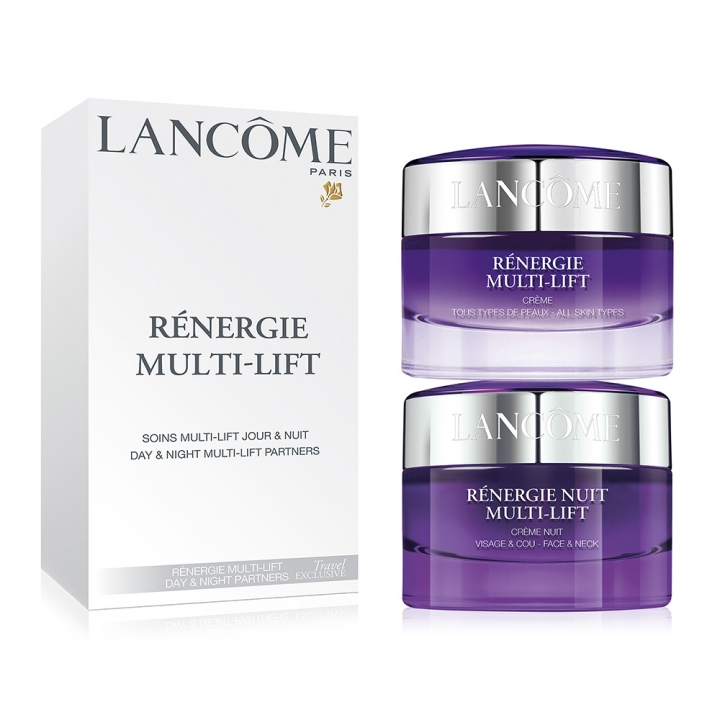Lancôme Rénergie Multi-Lift Day & Night蘭蔻超緊塑5D日夜特惠組