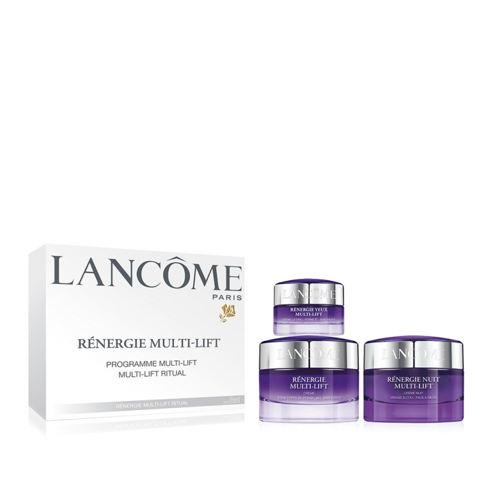 Lancôme Rénergie Multi-Lift Power of 3蘭蔻超緊塑5D日夜眼霜特惠組