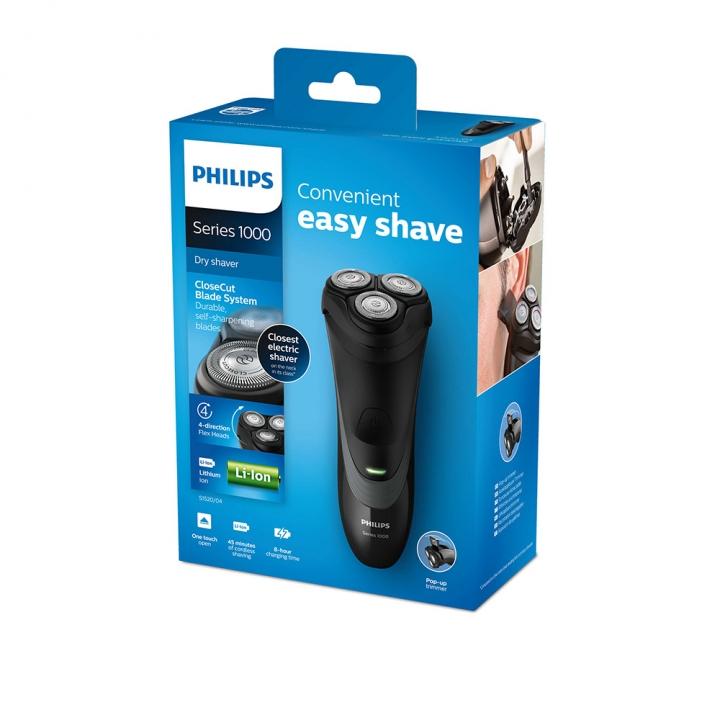 Shaver series 10004D極淨電鬍刀