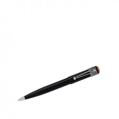 Montblanc萬寶龍(精品) 傳承系列紅與黑變形蜘蛛特別版原子筆