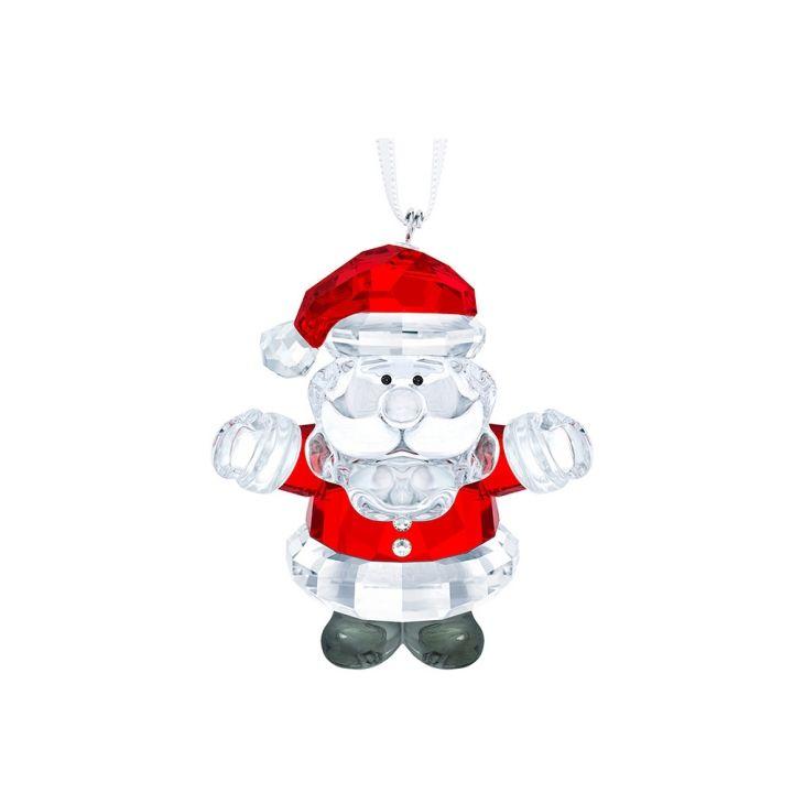 Swarovski施華洛世奇 Christmas聖誕老人吊飾