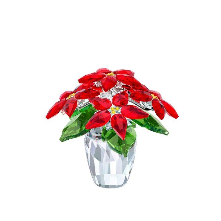 Swarovski施華洛世奇 聖誕紅-大