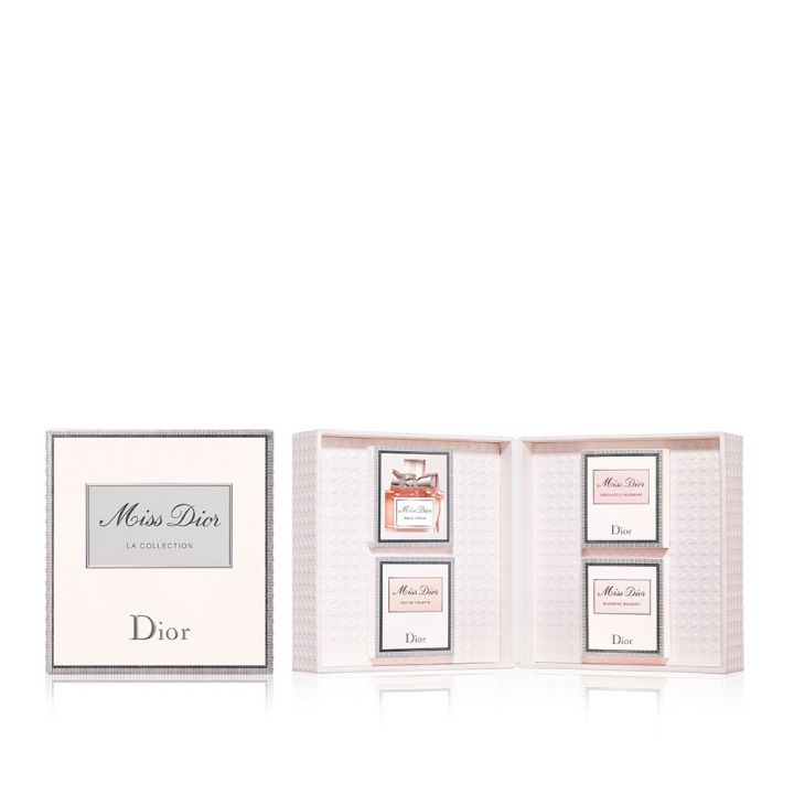 Dior迪奧 迪奥小姐迷你香水組2018
