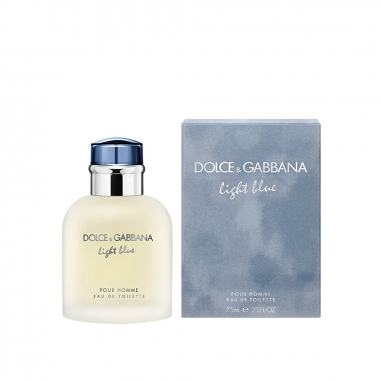 Dolce & Gabbana杜嘉班納 Light Blue Pour Homme淺藍男士淡香水