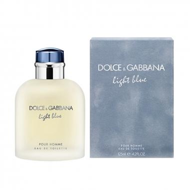 Dolce & Gabbana杜嘉班納 淺藍男士淡香水