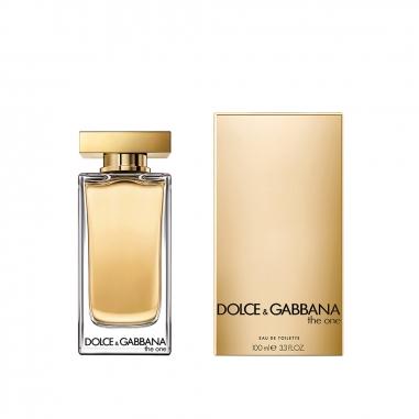 Dolce & Gabbana杜嘉班納 The One唯我女士淡香水