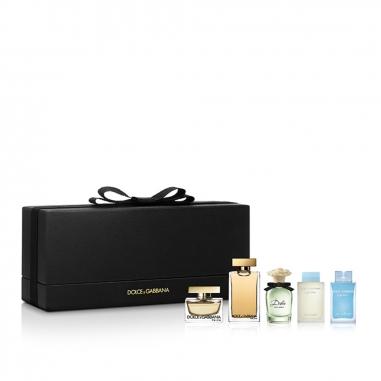Dolce & Gabbana杜嘉班納 迷你香水特惠組