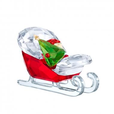 Swarovski施華洛世奇 《聖誕限定》聖誕雪橇
