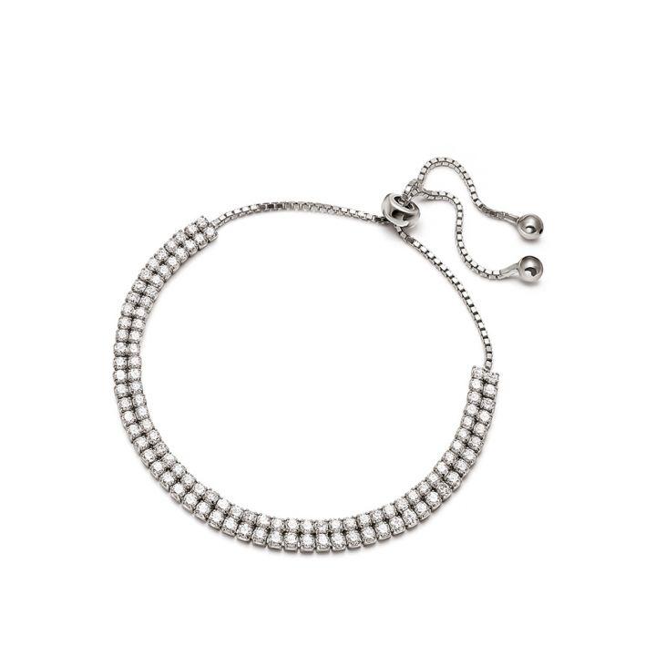 Folli Follie芙麗芙麗 Fashionably Silver 手鍊