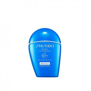 Shiseido資生堂 新豔陽夏水離子潤澤防曬乳