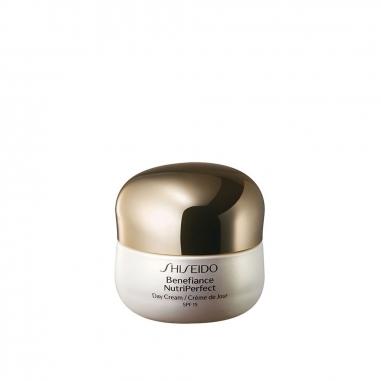 Shiseido資生堂 盼麗風姿黃金豐潤日霜