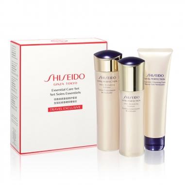 Shiseido資生堂 全效抗痕亮采賦活潔膚乳+賦活露+賦活乳特惠組