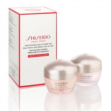 Shiseido資生堂 盼麗風姿抗皺24日夜間活膚霜特惠組
