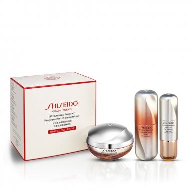 Shiseido資生堂 百優全緊緻立體乳霜+眼霜+精萃特惠組