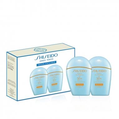 Shiseido資生堂 水離子溫和防曬乳兩件特惠組