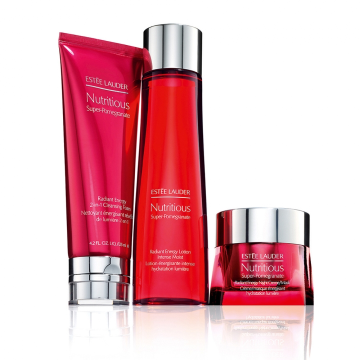 Nutritious Super-Pomegranate Overnight Radiance Collection超能紅石榴微循環系列特惠組
