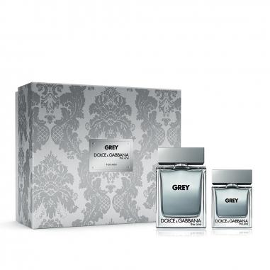 Dolce & Gabbana杜嘉班納 《聖誕限量》The One Grey淡香水聖誕禮盒套組
