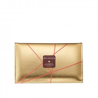 Shu Uemura植村秀 《聖誕限定》刷具組-梅森巧克力聖誕彩妝