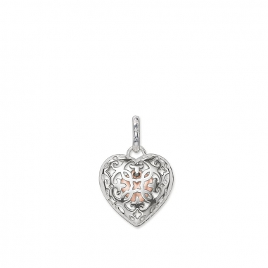 Thomas SaboThomas Sabo HEART MEDALLION 吊墜