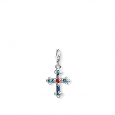 Thomas SaboThomas Sabo ETHNIC CROSS CHARM 吊墜