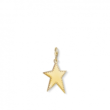 Thomas SaboThomas Sabo GOLDEN STAR CHARM 吊墜