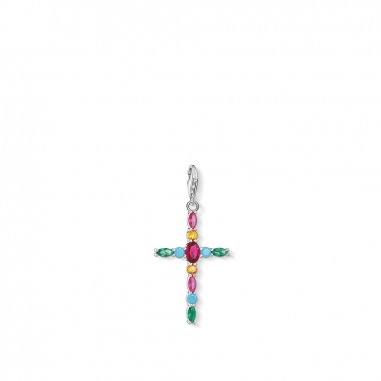 Thomas SaboThomas Sabo CROSS COLORFUL CHARM 吊墜