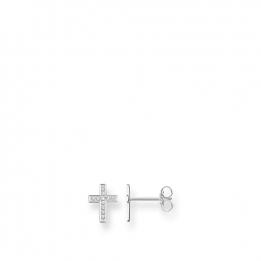 Thomas SaboThomas Sabo CROSS PAVÉ 耳釘
