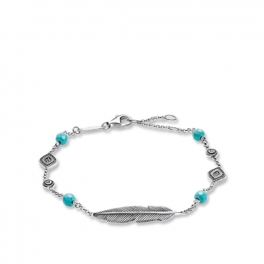 Thomas SaboThomas Sabo ETHNO FEATHER 手鍊