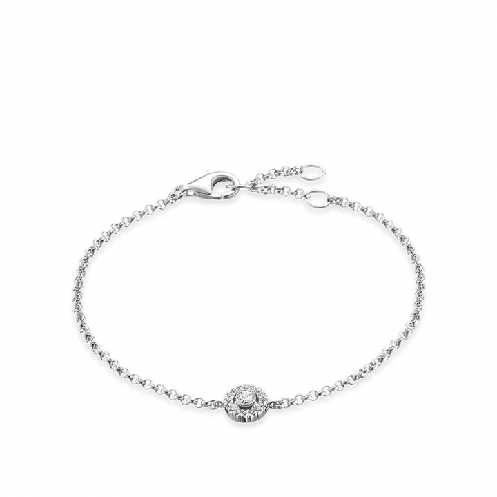 Thomas Sabo - LIGHT OF LUNA 手鍊_19033-57063_大圖