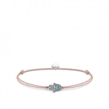 Thomas SaboThomas Sabo LITTLE SECRET HAND OF FATIMA 手環