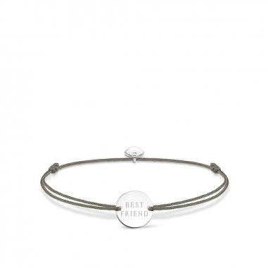 Thomas SaboThomas Sabo LITTLE SECRET BEST FRIEND 手環