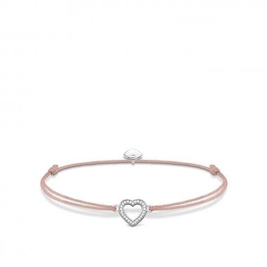Thomas SaboThomas Sabo LITTLE SECRET HEART 手環