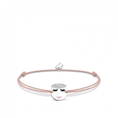 Thomas SaboThomas Sabo LITTLE SECRET ANGEL EMOTICON 手環
