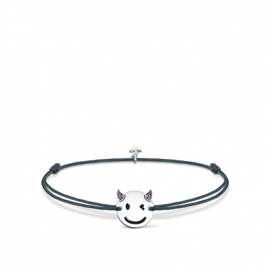 Thomas SaboThomas Sabo LITTLE SECRET DEVIL EMOTICON 手環