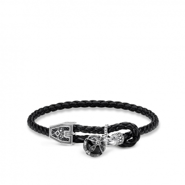Thomas SaboThomas Sabo ROYALTY CROSS 皮手環
