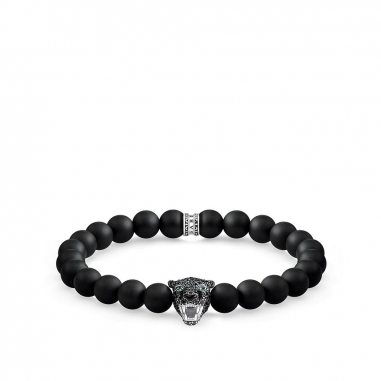 Thomas SaboThomas Sabo BLACK CAT ONYX 手珠