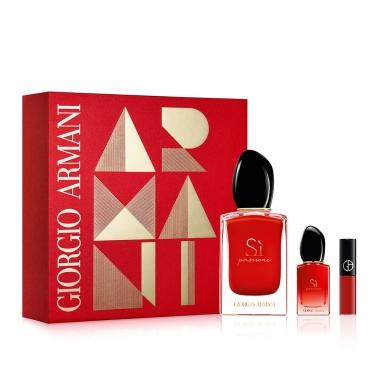 Giorgio Armani阿瑪尼 《聖誕限定》迷情摯愛女士香水2018聖誕節套組