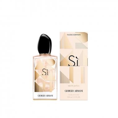 Giorgio Armani阿瑪尼 《聖誕限定》摯愛女士聖誕限量版香水