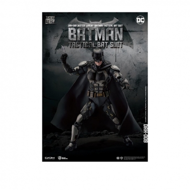 Beast Kingdom野獸國 DAH-009正義聯盟-蝙蝠俠戰術裝甲