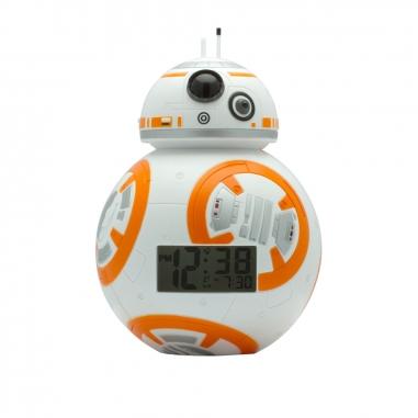 BulbBotzBulbBotz 夜燈鬧鐘-星際大戰(7.5inch)BB-8