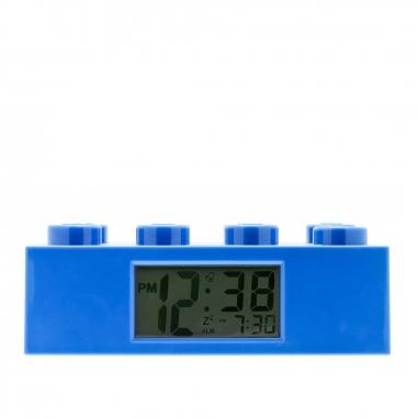 LEGO樂高 經典積木鬧鐘系列-豔藍