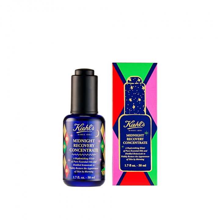 Holiday Limited Edition Midnight Recovery Concentrate《聖誕限定》限量版深夜奇肌修護精露