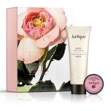 Jurlique茱莉蔻 《聖誕限定》玫瑰精選兩件特惠組