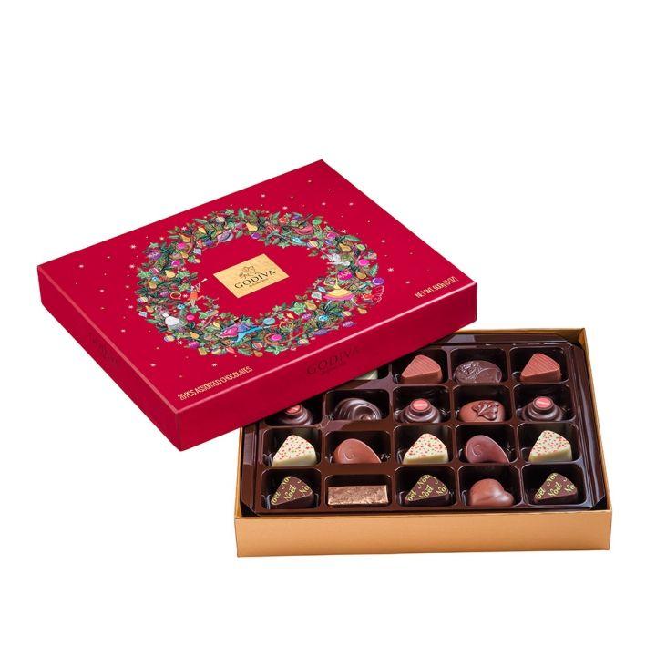 GodivaGodiva 《聖誕限定》聖誕巧克力禮盒